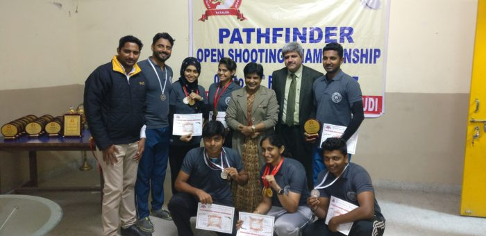 A proud beginning for Mangalore Rifleclub!